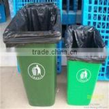 wd1201The Green Rubbish Bag tie handle refuse sacks 70l, Polythene Bin Liners, Plastic Bags, Can Liners