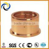 Manganese Bronze oilless slide bush C86300