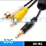 JJC Video Cable for Nikon D80, D2h, D2x, D2xs, D200, D90, D300s, D300, D3s, D3X, D3