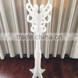 clothes/hat mdf wooden tree stand rack coat hanger