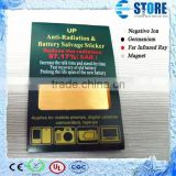 High Quality Anti Radiation Sticker With Scalar Energy Saver Chip Bio Energy Sticker                                                                                                         Supplier's Choice