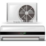 Split Air Conditioner, Air Conditioning, Split Wall Mounted Air Conditioner