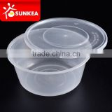 300ml 450ml disposable small plastic containers                                                                         Quality Choice