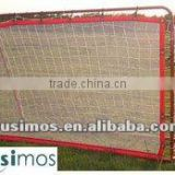 "Soccer Goal With Rebound Net Size: 72"" x 48"" x 30"""