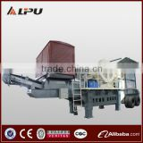 Rock Mobile Crushing and Screening Plant for Stone Crushing