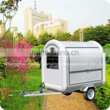 2013 Hot and Popular Big Window Mobile Electric Tricycle Food Popcorn Coffee Machine with Dinning Cart XR-FC220 B