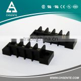 STBU9.525TF/HR Black 9.525mm copper terminal block