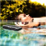 OEM portable wireless swimming pool IPX7 floating waterproof Bluetooth speaker