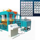 hollow brick machine automatic construction masonry machines,QT6-15 brick making machine