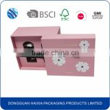 Good quality cosmetic gift set packaging storage box wholesale