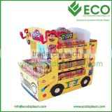 Baby Toy Display, Folding Cardboard Pallet Display For Kid Toy