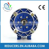 High Quality Speed Reducer NMRV040 China Manufacturer Worm Gear Box/worm wheel speed reducer
