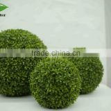 Wholesale Merchandise artificial garden grass ball,topiary boxwood balls,artificial plants for home garden