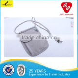 13525 RFID blocking convenient best travelling neck hanging bag                                                                         Quality Choice