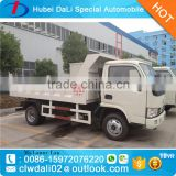 China cheap price Dongfeng 5 Ton self loading dump truck                                                                         Quality Choice