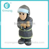 2014 New Arrival Cheap High Quality Cute Anti Stress Fireman Toy