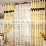 2015 hot selling bedroom curtain design ,curtain for bathroom window,wholesale ready made curtain