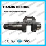 diesel engine spare parts single cylinder crankshaft R165/170/175/180/185/190/192/ZS195/1100/1105/1110/1115/1125/1130