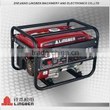 2kw electric small mini super quiet fuel less low rpm power motor power price list for sale gasoline generator set