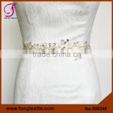 FUNG 800246 Wholesales Wedding Accessories Wedding Belt Sashes