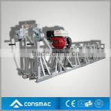 Supply low price quality light construction surface finishing machine vibrating concrete screeders