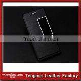 For Huawei Honor 3C Phone Case With Window Made PU Leather