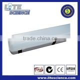 Parking lot/storehousr/Workshop/warehouse/supermarket IP65 led tri proof light with 5years warranty