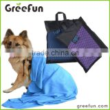 Ultra Absorbent Microfiber Pet / Dog Towel - High Quality, Soft & Quick Dry towel. Micro fiber towel for car - Travel towel