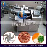 TZB40 industrial meat grinder machine blender mixer and meat grinder meat bowl cutter for mutton/beef/fish/chicken/duck                                                                         Quality Choice