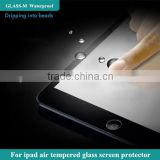 Perfect Premium Tempered Glass Screen Protector for iPAD 5 (0.2mm) 9H Hardness with Oleophobic Coating - Retail Packaging
