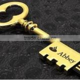 Gold and silver Good looking key shape usb stick 2gb factory/manufacturer/wholeseller in Shenzhen
