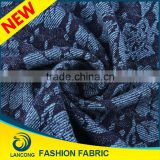 Best selling Clothing Material Attractive knit jacquard fabric for men's shrug sweater