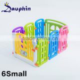 cheapest factory baby fence and colorful baby playard with playgate