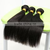 Malaysia straight human hair 3 pcs/lot Unprocessed Malaysian Virgin Hair Straight Real Malaysian Straight Virgin Hair