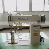 810 Single needle post bed heavy duty leather Industrial Sewing machine shoemaking machinery
