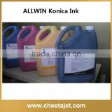 ALLWIN Konica 42pl solvent ink for ALLWIN Machine Konica Minolta 42pl printhead sovlent printer