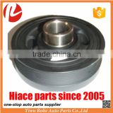 toyota hiace 2KD engine crankshaft pulley 13408-30010