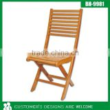 Folding Garden Chair, Cheap Garden Chair, Bamboo Garden Chair