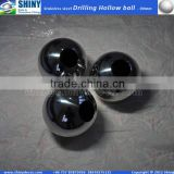 Dig hole stainless steel hollow ball
