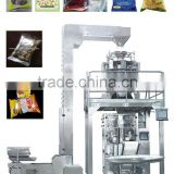 Full Automatic vertical packaging machine for dried sea food, dried prawn, dried shrimp, dried scallop etc.