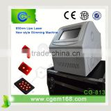lipo laser bio slim machine SLIMMING MACHINE with CE (1-3cm per treatment)