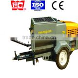 7.5 KW mixer floor screeding machine for sale