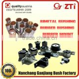 Automobiles rubber mounts or rubber bushing