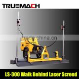 2.6M Working Width Walk Behind Laser Screed Concrete For Sale