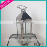 Hot Selling High Quality Modern Metal Wing Lantern Art Candle Holder For Home Metal Decoration