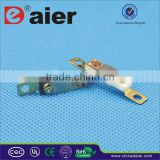 Side Reactors Electric Heating Element With Temperature Control CK-1Temperature Thermostat For Hair Dryer