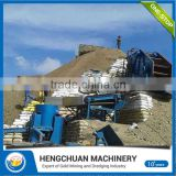 New product 2017 clay ore alluvial gold washing plant With Good Quality