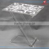 Customized Handmade tray table