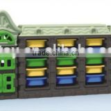 outdoor cheap children toys storage cabinets