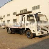 JZZ5081TQZ 4x2 RHD China manufacturer tow truck rotator wrecker for sale in kenya